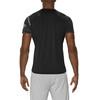 asics Print - Camiseta Running Hombre - gris